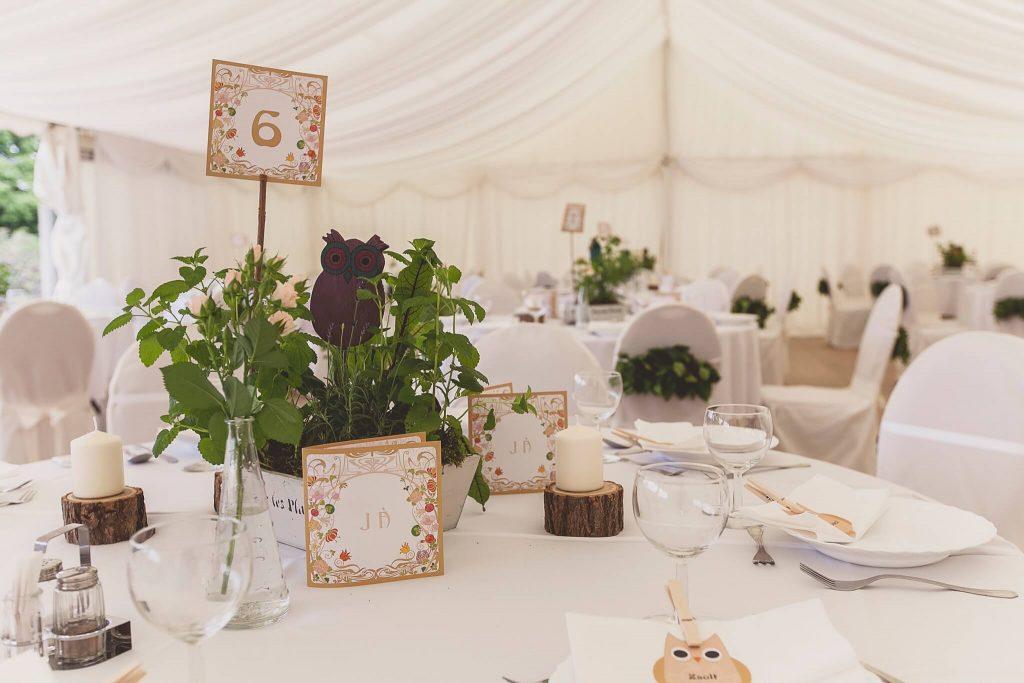 Esküvői dekoráció, Villány - esküvői fotózás - Birta Fotó